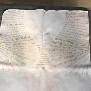 Lululemon Hot yoga towel mat